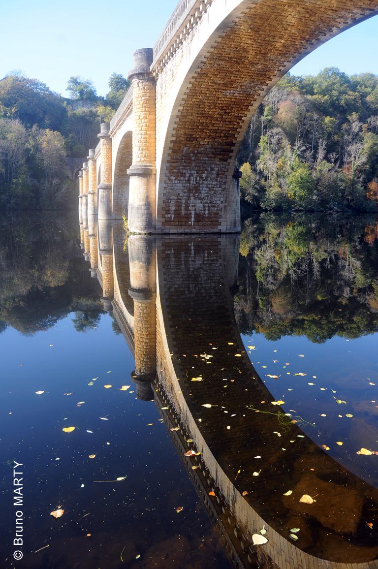 04 - Pont SNCF de Trémolat