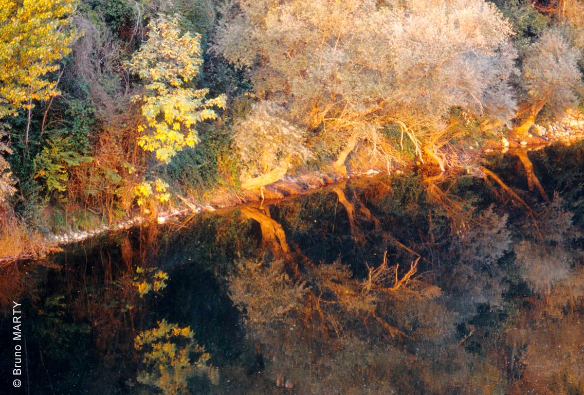 09 - Les berges sauvages de la Dordogne