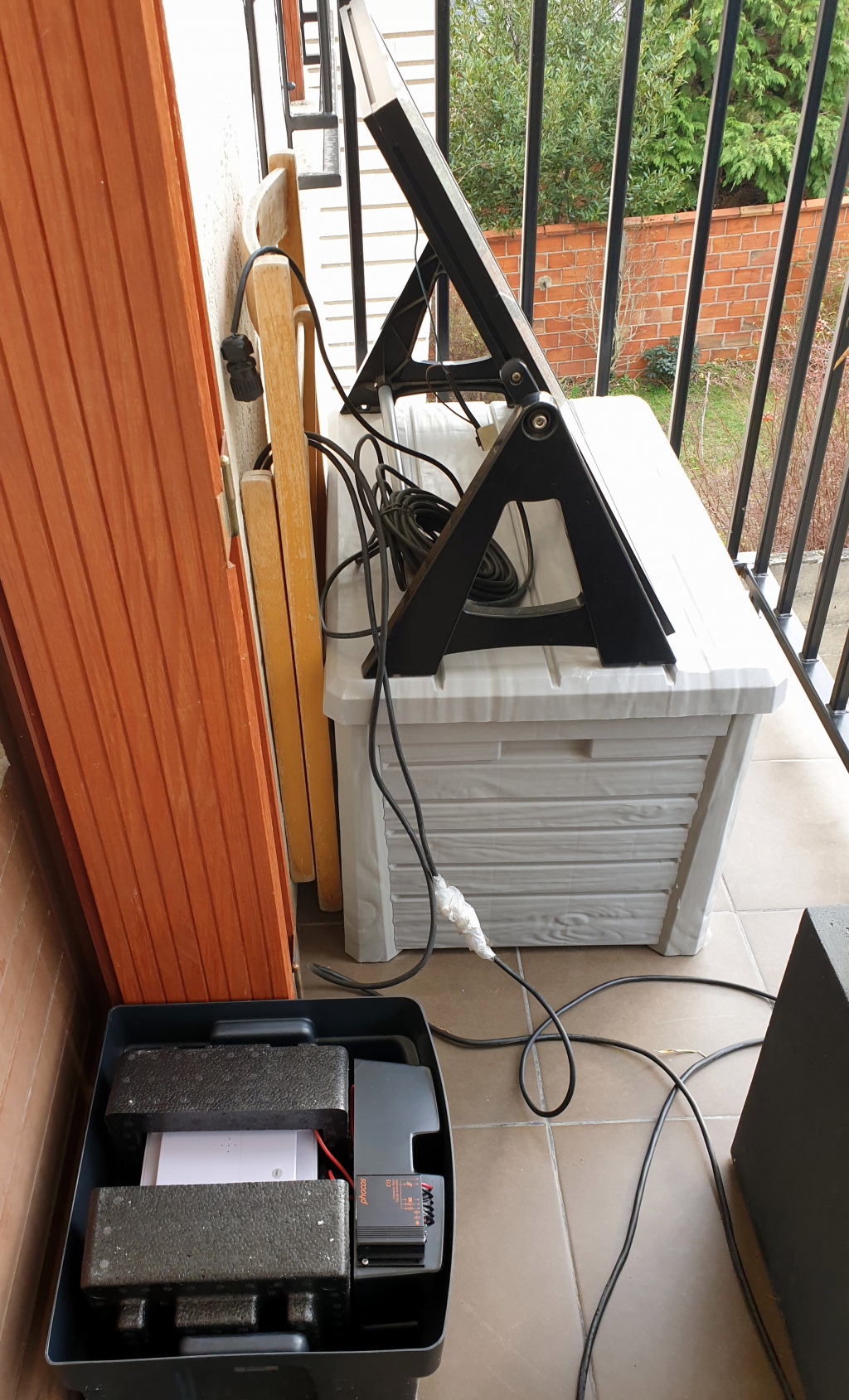 Installation kit solaire 170120