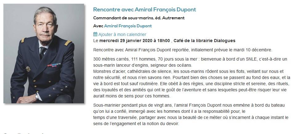F Dupont