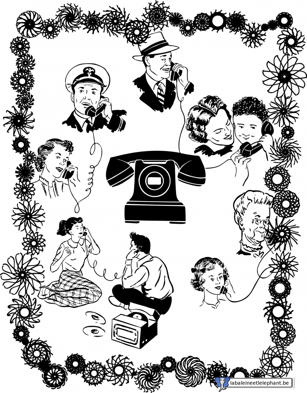 coloriageannees60communications