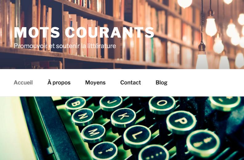 Site Mots Courants
