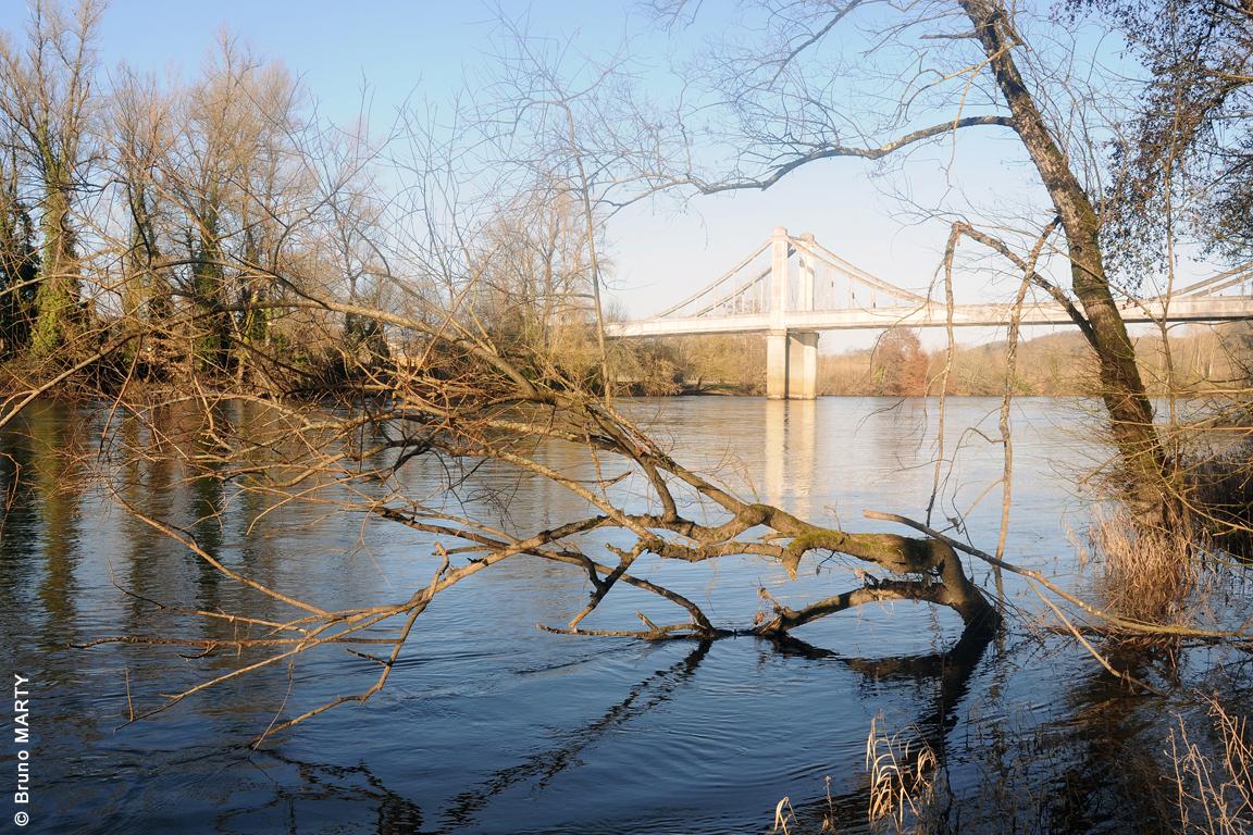 21 - Pont de Groléjac - Routier